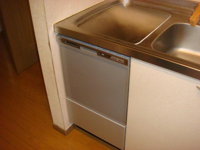 食洗器取替工事 施工事例 中津川 完成