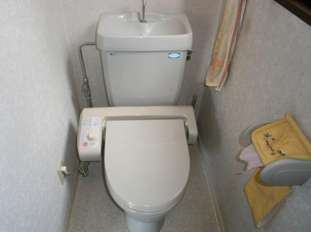 トイレ取替工事 施工事例 岡崎市 施工前