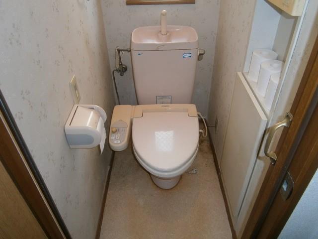 トイレ取替工事 施工事例 豊田市 施工前