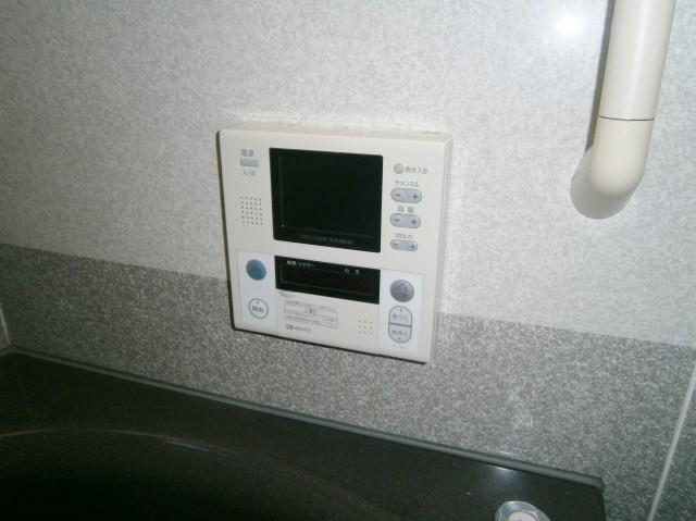 浴室テレビ取替工事 施工事例 名古屋市守山区 施工前