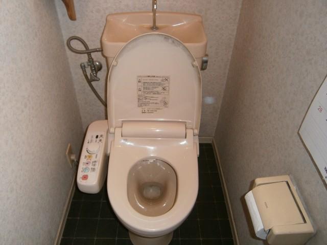 トイレ取替工事 施工事例 北名古屋市 施工前