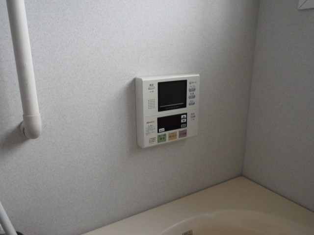 浴室テレビ取替工事 施工事例 津島市 施工前