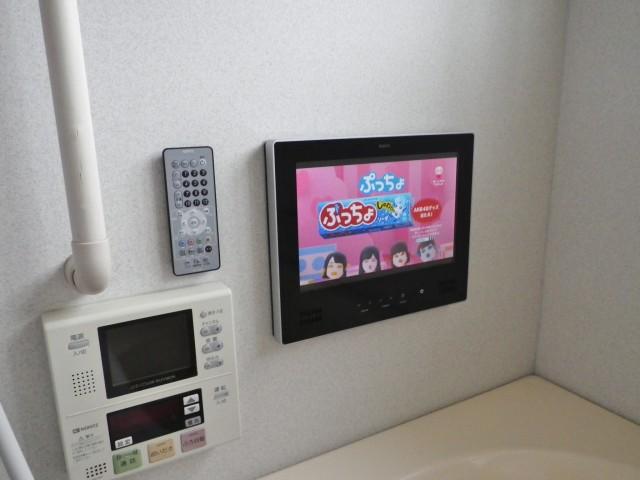 ノーリツ 12V型浴室テレビ YTVD-1203W-RC