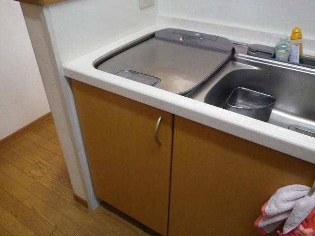 名古屋市緑区 トップオープン食洗器取替工事 施工前