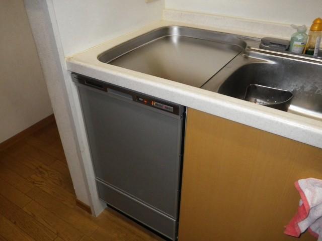 名古屋市緑区 トップオープン食洗器取替工事 完成