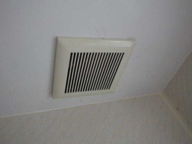 岡崎市 浴室換気扇取替工事 施工前