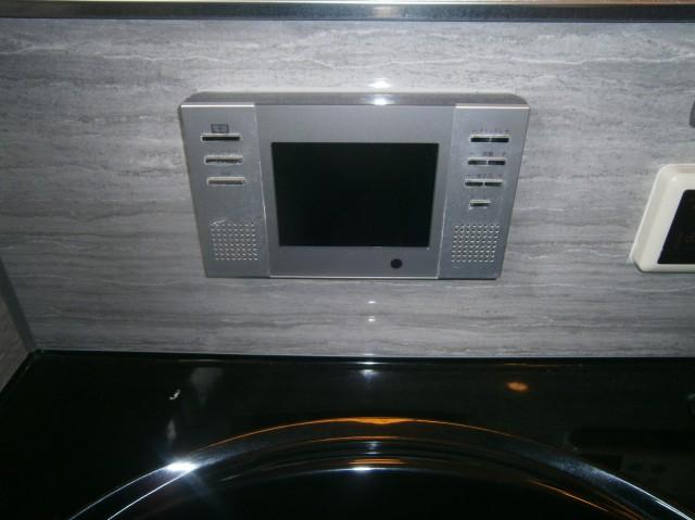 豊田市 浴室テレビ取替工事 施工前