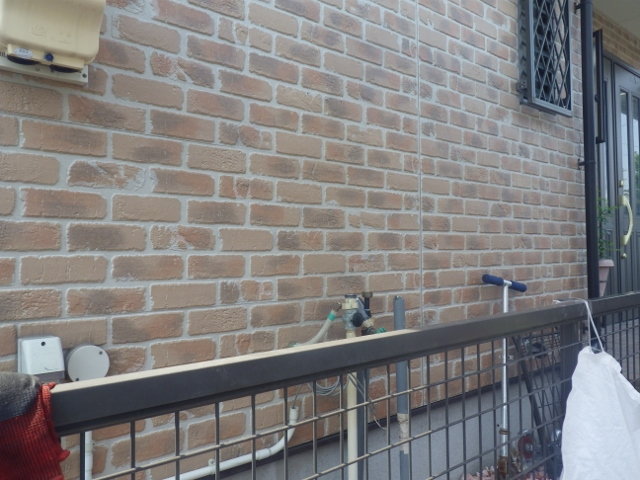 名古屋市緑区 ガス給湯器取替工事 撤去後