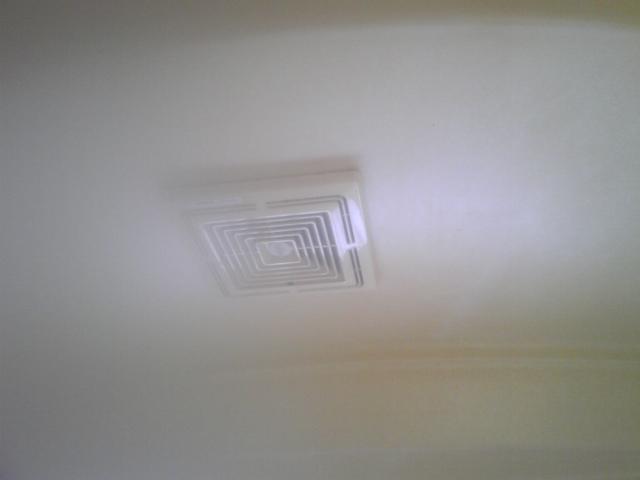 豊田市 浴室換気扇取替工事 施工前