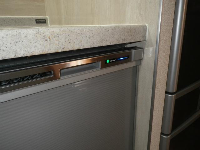 名古屋市中区 食洗機取替工事 取替後