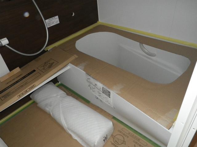 昭和区 システムバス浴槽取付
