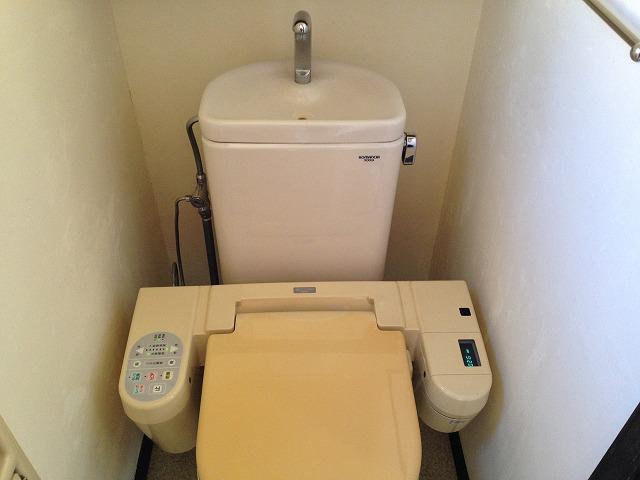 愛知郡東郷町U様邸トイレ取替工事 施工事例 1F施工前