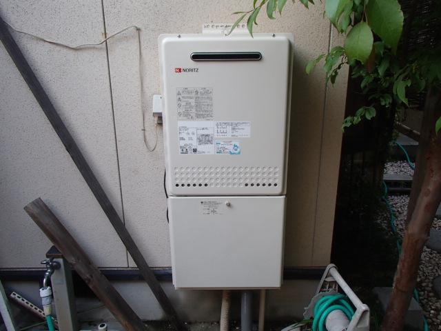 ノーリツ GT-2050SAWX・RC-B001