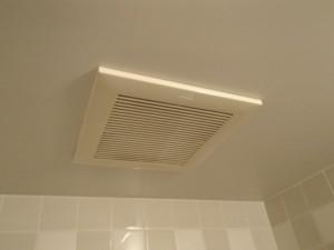 パナソニック 浴室換気扇取替工事(名古屋市緑区)施工前
