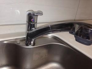名古屋市瑞穂区S様邸キッチン水栓取替工事 施工事例 施工前