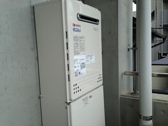 施工後 ノーリツGT-C2452SAWX