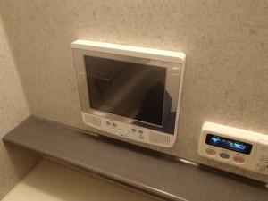 ノーリツ浴室テレビ取替工事(春日井市)施工前