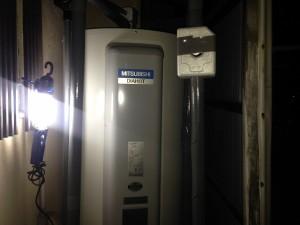 日進市 電気温水器取替工事 完成 SRG-375C