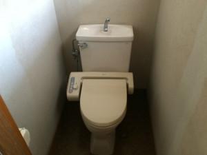 トイレ取替工事(小牧市)施工前