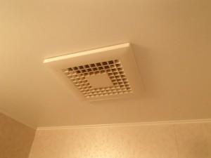 三菱浴室暖房乾燥機新設工事(津島市)施工前
