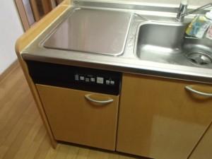 トップオープン食洗機撤去工事(春日井市)完成