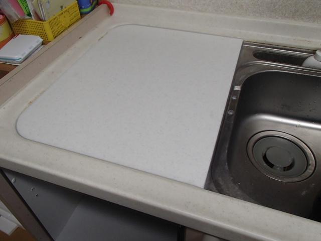 パナソニックビルトイン食洗機取替工事(津島市高屋敷)蓋設置
