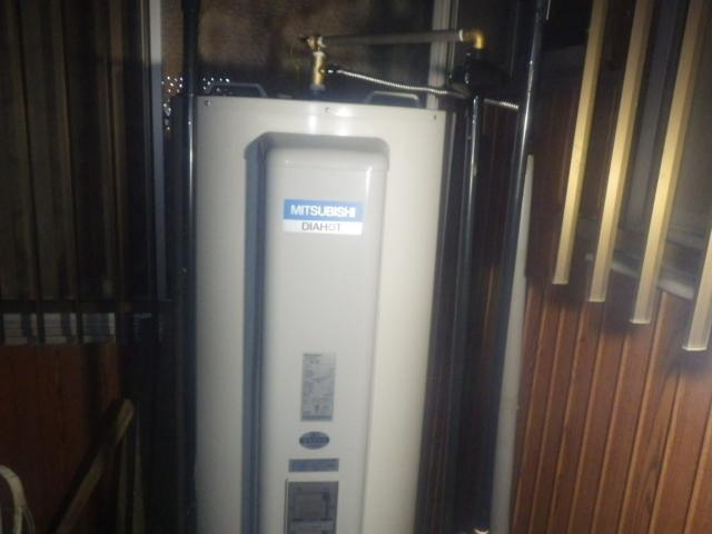 三菱 電気温水器SRG-375C