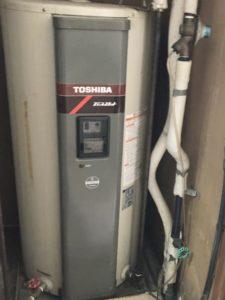 既設の温水器