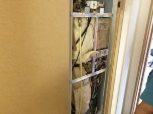 既設の電気温水器
