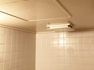 既設の浴室換気扇