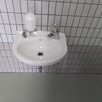 TOTO 壁掛け手洗器 L30DM 自閉式立水栓 TL19AR